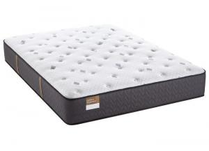 King Sealy Gilded Breath Mattress