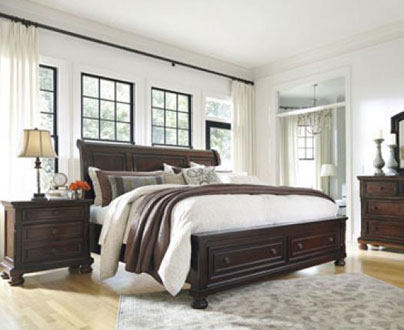 In-Store Product Bedrooms