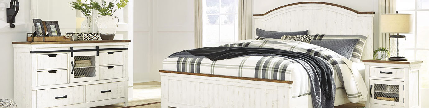 Discount bedroom furniture stores Streater, IL